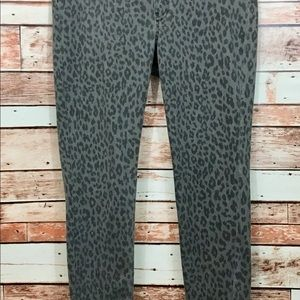 Hue Brand leggings/jeggings since large
